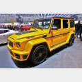 SALONE  DI  GINEVRA  2013:  Photogallery - Mercedes Classe G by Mansory