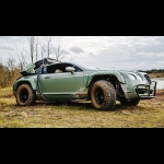 Bentley Continental GT Monster 4x4