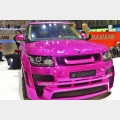 SALONE  DI  GINEVRA  2013:  Photogallery - Range Rover by Hamann