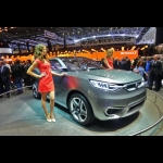 SALONE  DI  GINEVRA  2013:  Photogallery - SsangYong SIV Concept