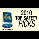 TOP SAFETY PICK AWARD 2010