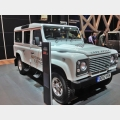 SALONE  DI  GINEVRA  2013:  Photogallery - Land Rover Electric Defender