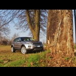 Test Drive: RR Evoque 2.2 SD4 Dynamic 9HP