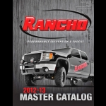 Nuovo  Catalogo  Rancho  2012-13  by  Tenneco