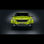 Peugeot  2008  Concept:  Crossover  the  World