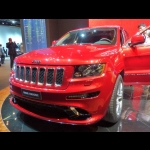 IAA 2011 - JEEP GRAND CHEROKEE SRT 8