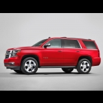 Chevrolet  Tahoe  Model  Year  2015