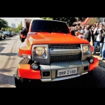 Troller T4 4x4 powered by Ford