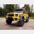 Mercedes AMG 6x6 Gronos by Mansory