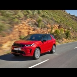 Nuova Discovery Sport Model Year 2019
