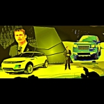 RANGE ROVER EVOQUE by Digital Art - Phil Popham