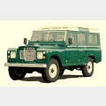 LAND ROVER III SERIE