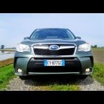 Test Drive: Subaru Forester 2.0D Lineartronic Sport Unlimited