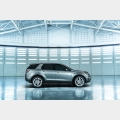 New Land Rover Discovery Sport