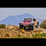 Dakar 2018: Sainz in testa, a Peterhansel l'8° tappa