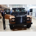 Land Rover Defender Limited Edition 2015