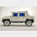 Fiat Oltre: l'Hummer Made in Italy (2005)