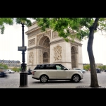 Parigi   2012:  The  Best  of  British  by  Land  Rover