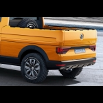 VW Transporter Tristar Concept Pick-Up AWD