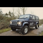 Land  Rover  Electric  Defender  2013