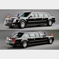 The Beast,  la nuova limousine di Donald