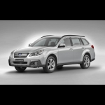 Subaru  Outback  Model  Year  2013