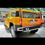 Dongfeng  M3D  Concept:  ritorna  l'Hummer  cinese