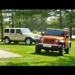 Wrangler & Wrangler Unlimited MY 2011
