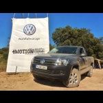 Volkswagen  4MOTION  Andalusia  2012