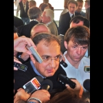 Sergio Marchionne all'European Jeep Diesel Drive a Balocco