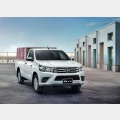 Toyota Hilux MY 2018: Lifting in Thailandia
