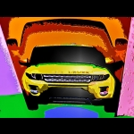 RANGE ROVER EVOQUE by Digital Art