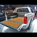 SsangYong Pick-Up SUT 1