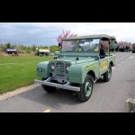 HERITAGE LAND ROVER SHOW 2010