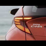 Nuovo Toyota C-HR Model Year 2020