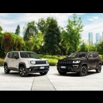 "Jeep® Renegade e Compass 4xe ""First Edition�"