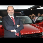RANGE ROVER EVOQUE LIVE - Arturo Frixa, General manager of Land Rover Italy