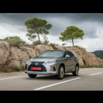 Nuovo Lexus RH Hybrid Model Year 2020