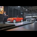 Gerry McGovern, Land Rover's Design Director and Chief Creative Officer