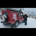Pole of Cold 2013 by Land Rover Defender