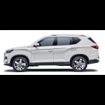 SsangYong lancia il nuovo Rexton MY 2021