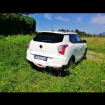 Test Drive 4x2: SsangYong Tivoli 1.6d 2WD Be Cool