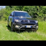 Test Drive: SsangYong XLV 1.6d 2WD Be Visual