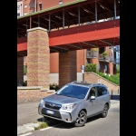 Test Drive: Subaru Forester 2.0D-S Dynamic