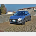 Test Drive: Suzuki Swift 1.2 Hybrid 4wd AllGrip Top