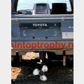 Truck Boat Toyota Pick-Up (2009)