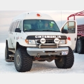 ICELAND  by  MAN  8x8  Monster  Super  Truck