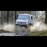Mercedes Unimog: Cross-Country Vehicle of the Year 2016