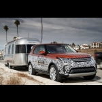 Land Rover Discovery Tow Assist (LA 2016)