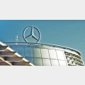 Rosberg al 4x4 Experiences Mercedes-Benz World